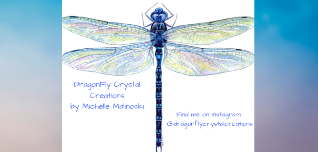 Dragonfly Crystal Creations